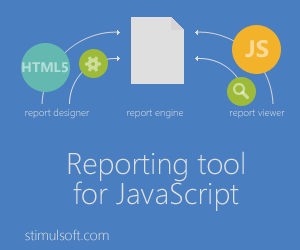 stimulsoft javascript reporting tools